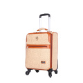 good quality factory price PU luggage