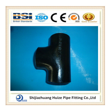 Large size welding equal pipe fitting tee