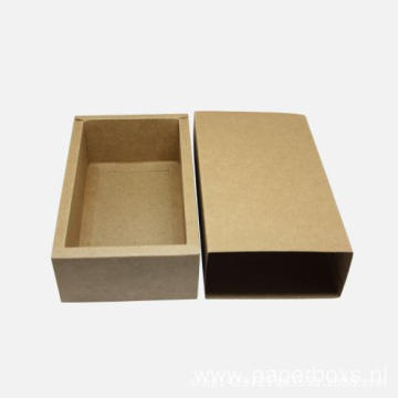 Kraft Material Drawer Cardboard Box