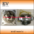TOYOTA 2H 11Z 13Z water pump oil pump