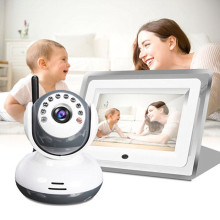 7 Inch Battery Powered  Baby Monitor
