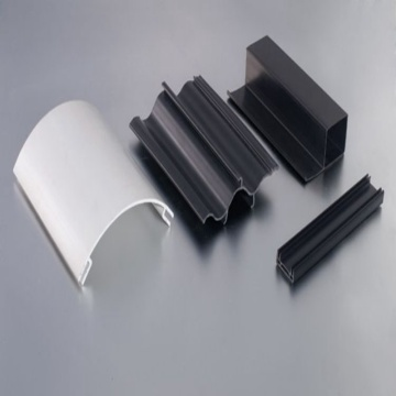 Injection molded PVC heterosexual plastic parts