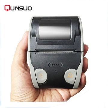 Portable Android Bluetooth mobile thermal printer OEM/ODM