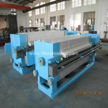 Food Olive Oil Plate Frame Filter Press