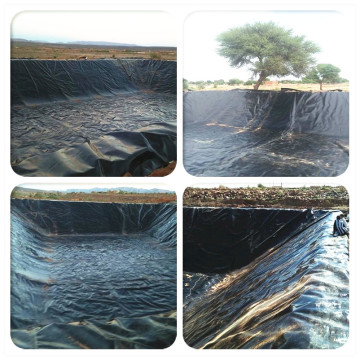 High-Density Polyethylene (HDPE) Pond Liner