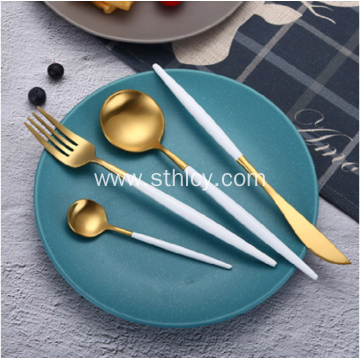 Custom Logo Stainless Steel Cutlery