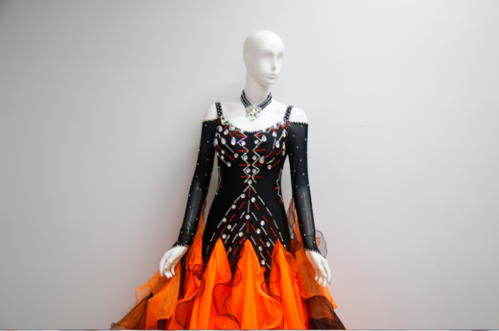Ballroom Dress For Girls