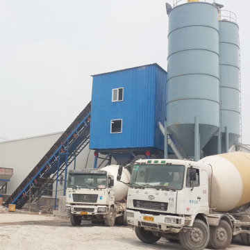 concrete batching plant price