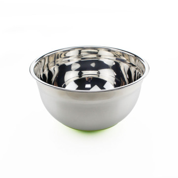 3 pieces stainless steel mixing bowl set