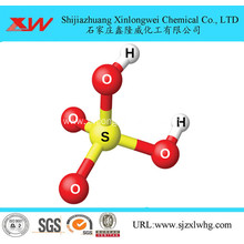 Sulphuric acid commerical grade
