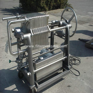 Industrial Stainless Steel Filter Press For Sale