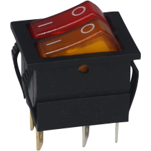 Power Rocker Switch with Lamp