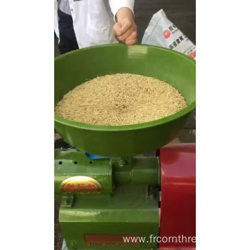 Factory Free sample for Rice Mill Equipment High Capacity Commercial Corn Grinder Machine for Sale supply to India Manufacturers