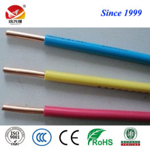 Copper Conductor House Wiring Electrical Cable BV 4mm Electric Wire