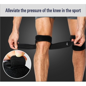 pressure alleviation patella cushion knee brace support