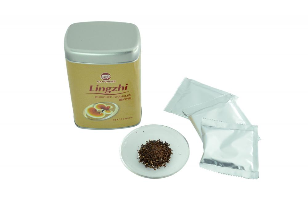 Organic Ganoderma Lucidum Reishi Mushroom Lingzhi Herbal Tea