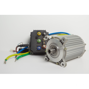 48V Automobile Traction Motor System
