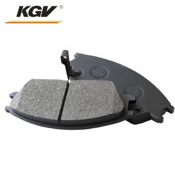 Auto Parts Semi-metallic Brake Pads For Hyundai Parts