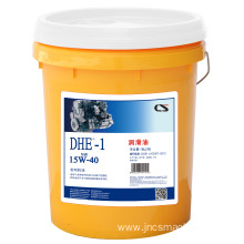 bulldozer engine lubricating oil SAE 15W-40