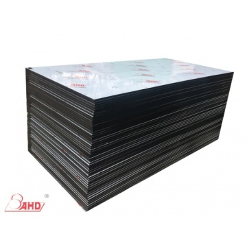 Semi-Finished HDPE Sheets Black Thickness 1 To 200mm