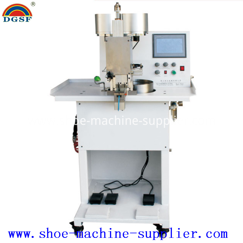 Nail Riveting Machine
