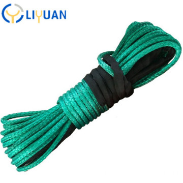100% UHMWPE braid Rope