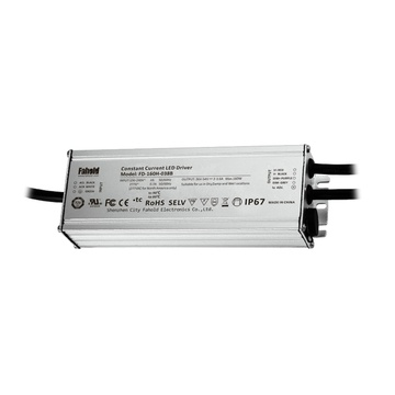 160W Waterproof Street Lights Led Driver