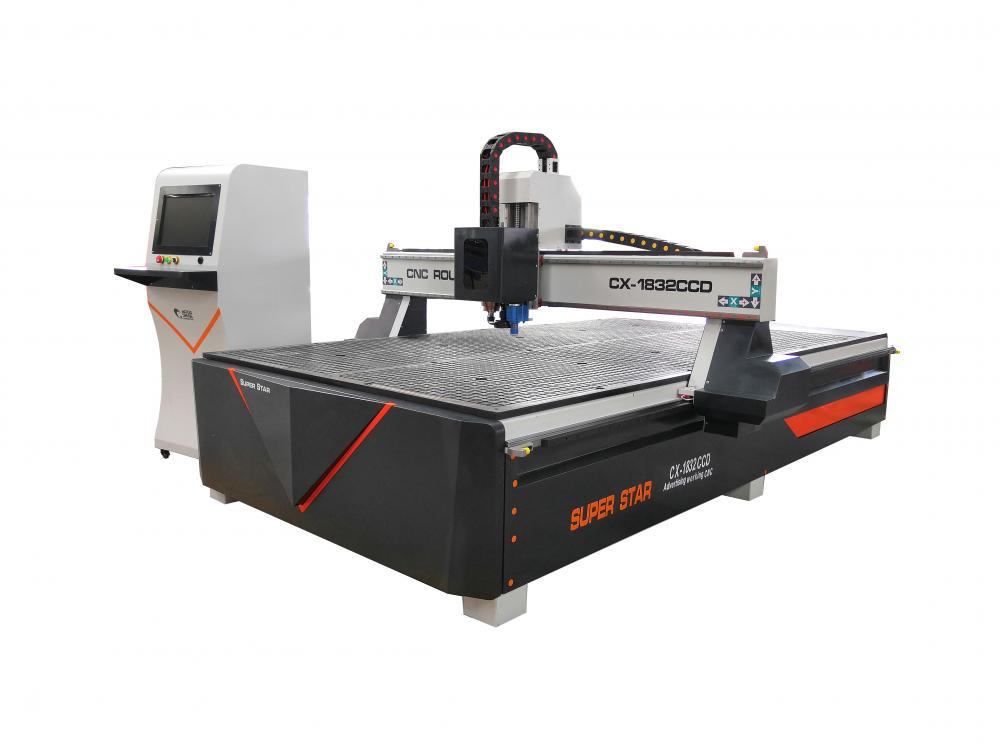 CX1832 CCD Contour Engraving and Cutting Router