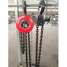 Top for HSZ Round Type Chain Block Hand Operated Chain Block Lifting Tools export to Poland Factory
