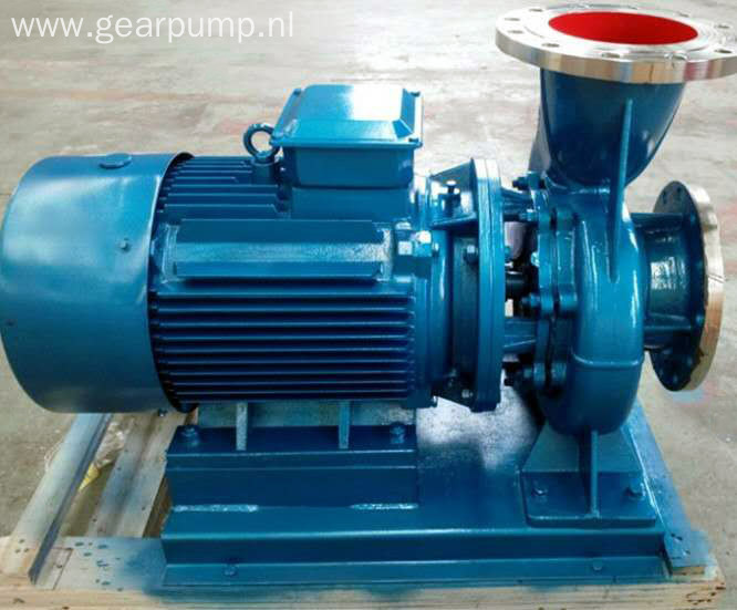 ISW Single Stage Agriculture Salt Water Centrifugal Pump