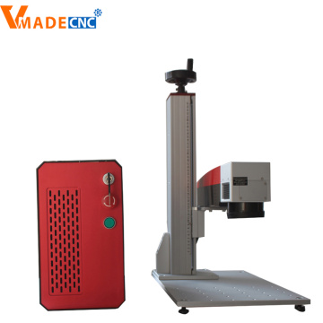30W Galvo Head Fiber Laser Marking Machine
