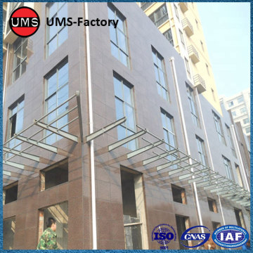 Exterior wall decorative insulation panel