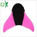 Silicone Diving Shoes Comfortable Swim Fins Flexible Fins