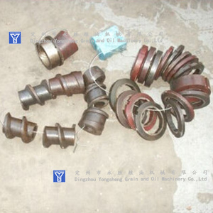 Oil press main parts and components