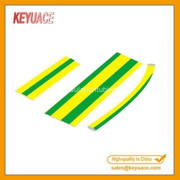 Yellow Green Double Color Heat Shrink Tubing