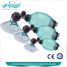 Personlized Products for Disposable Anesthesia Mask Disposable SEBS Resuscitator Ambu Bag export to Haiti Manufacturers