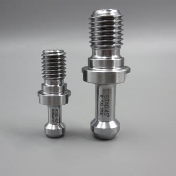 BT40 45 Degree Collet Chucks Pull Studs