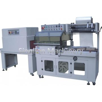 Automatic HeatTransparent tape sealing machine