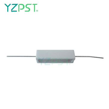 High Energy Power Cement Wire Wound Resistor