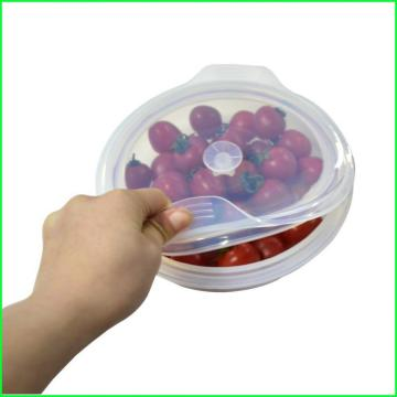FDA Approved Bento Collapsible Silicone Lunch Boxes