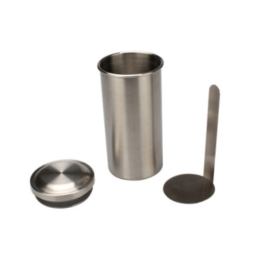 Hot Sell Stainless Steel Coffee Pad Canister