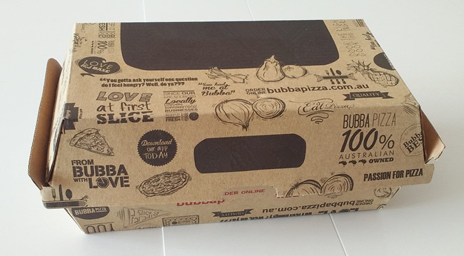 corrugated burger box 2