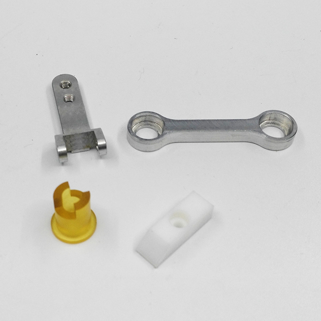 CNC machining parts for UAV