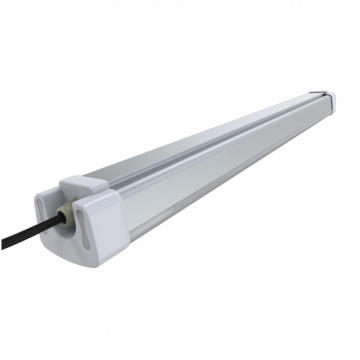 80W Aluminium + PC Cover LED LED Tri-proof Lighting 1500mm