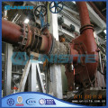 Suction dredge steel pump design