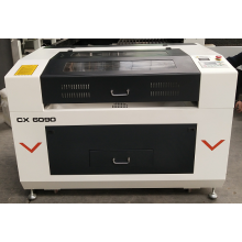 clothes cutting co2 laser cutting machine