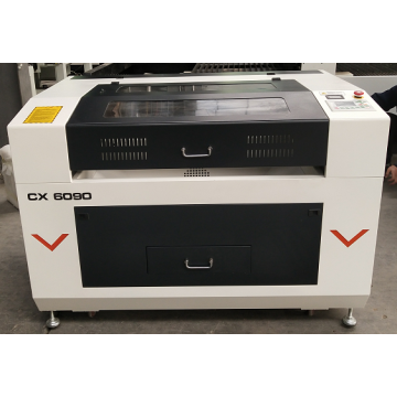Single Head CO2 Laser Carving Cutter
