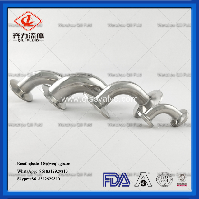 stainless steel weld 45degree 90degree elbow