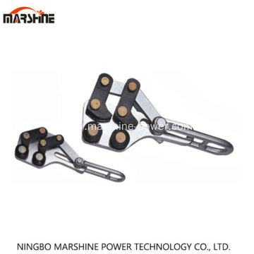 Professional High Quality for Ngk Cable Puller Eccentric Wheel Dual Cam Wire Gripper export to Indonesia Factories