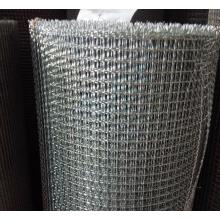 Stainless steel square woven factory